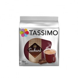 Suchard x16 dosettes TASSIMO