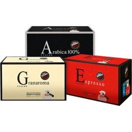 Pack ESE vergnano vendues 3 paquet de 18 doses 1 Classica 1 Espresso 1 Arabica